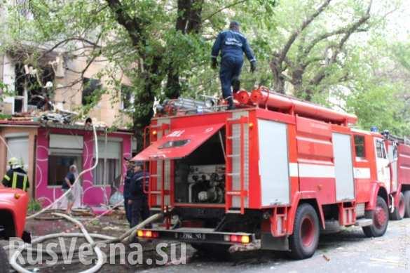 СРОЧНО: В Одессе прогремел мощный взрыв, есть пострадавшие (ФОТО,  ВИДЕО)