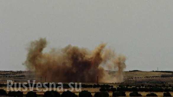 Сводка: под Дамаском САА остановила наступление «Ан-Нусры», в Хаме армия приступила к освобождению Нарб-Нафсы ( ФОТО) | Русская весна