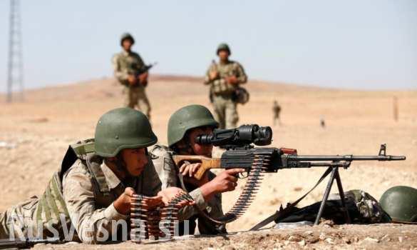 Сводка: под Дамаском САА остановила наступление «Ан-Нусры», в Хаме армия приступила к освобождению Нарб-Нафсы ( ФОТО)