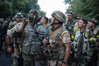 В разборках между нацбатами и ВСУ за полмесяца Киев потерял 70 человек убитыми