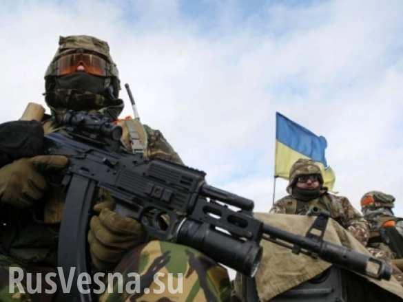 За две недели Киев потерял в «дружественных перестрелках» 70 человек убитыми