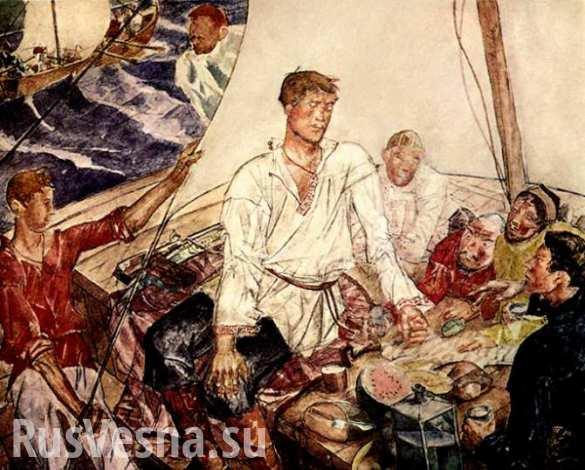 Захар Прилепин — о герое народных былин и нынешних бунтарях