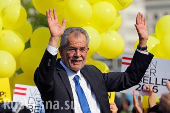 146,9% — явка на выборах президента Австрии в городе Вайдхофен
