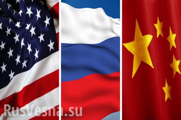 Дойти от Волги и Янцзы до Миссисипи: в США рассчитывают сценарий войны с Россией и Китаем