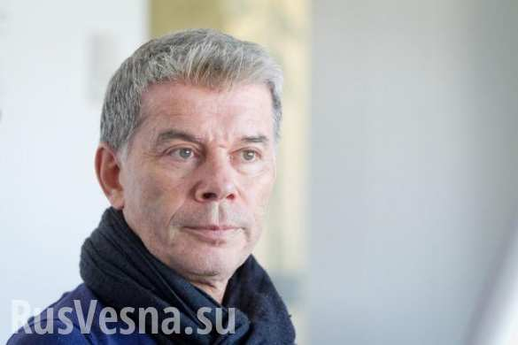 Идет война, Новороссия я с вами — Олег Газманов (архивное ВИДЕО)