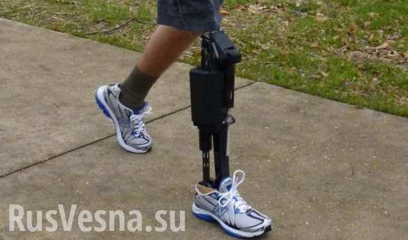 «Киборг» возвращается на Донбасс: убивать врачей, спасших ему ногу (ВИДЕО А. ШАРИЯ)