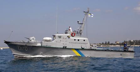 Минобороны Украины заявило о намерении построить до 2020 года 30 новых кораблей для ВМС