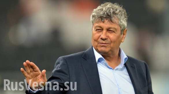 Мирча Луческу стал главным тренером ФК «Зенит»