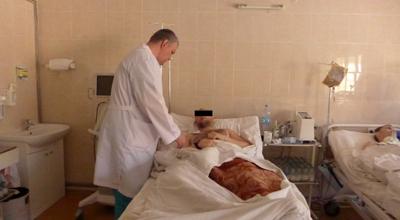 «Ползучее наступление» и его жертвы: Днепропетровск принимает раненых