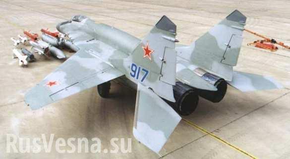 Пролететь МиГом: как тренируются российские летчики (ФОТО, ВИДЕО)