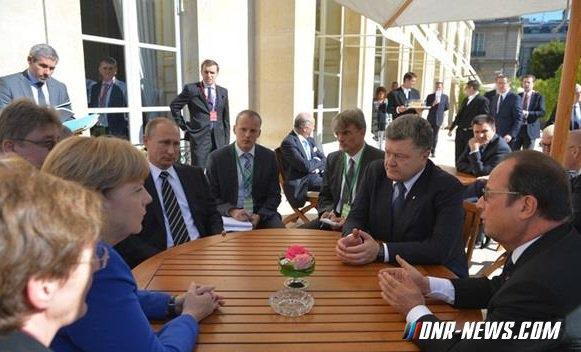 Путин призвал ВСУ немедленно прекратить обстрелы Донбасса