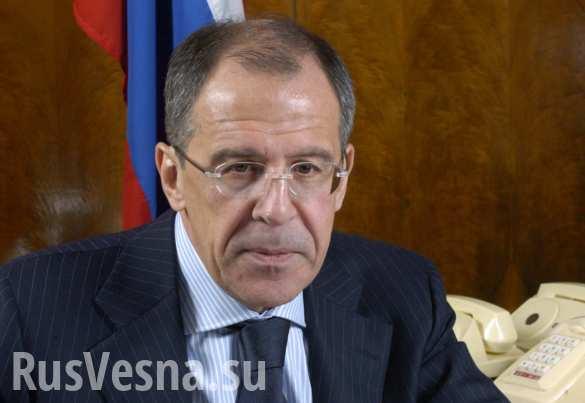 Россия договорилась с США координировать действия в Сирии, — Лавров