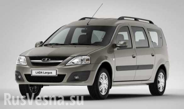 Спрос на Lada Largus в 2 раза превысил предложение