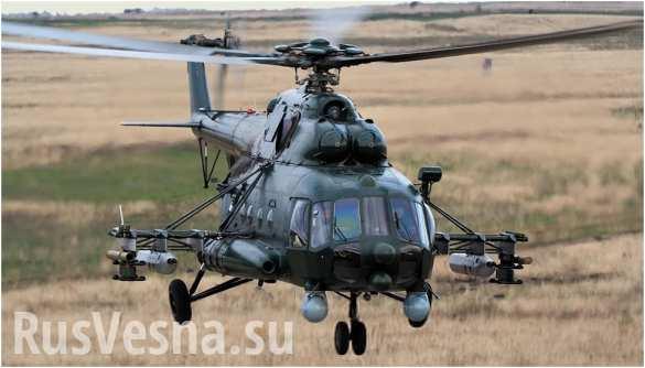 В Крым летят истребители, бомбардировщики и «Терминаторы»