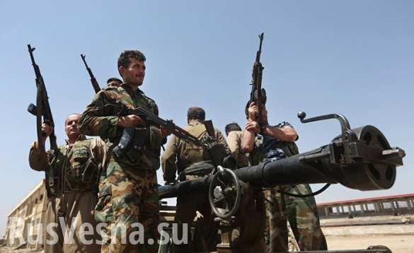 Штурм Ракки — попытка США расколоть Сирию, — эксперт (ВИДЕО)