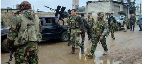 Сирийские демократические силы начали наступление на столицу ИГИЛ город Ракка