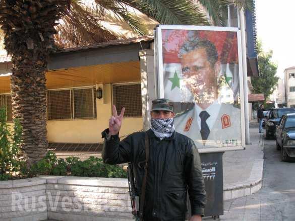 Сводка от «Тимура»: САА освободила г. Зибдин под Дамаском, в Латакии террористы отброшены от горы Дахр-Тардин (ФОТО) | Русская весна